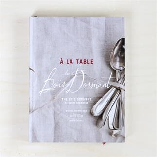 Libro recetas A la table du Bois Dormant
