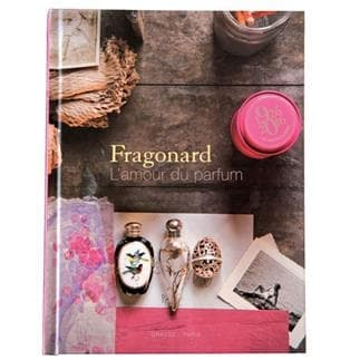 Livre Fragonard, l'Amour du Parfum