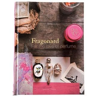 Book Fragonard For the Love of Perfume