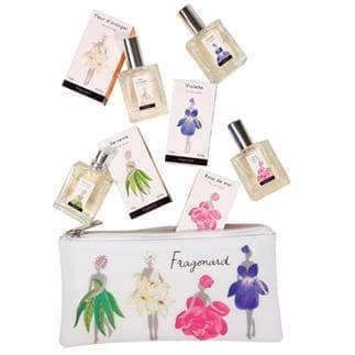 Trousse Femmes Fleurs