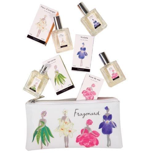 Beutel Femmes Fleurs