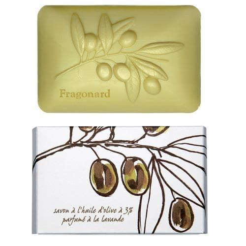 Olive Oil Botanical Soap