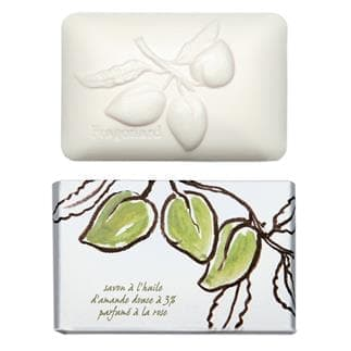 Sweet Almond Oil Botanical Soap