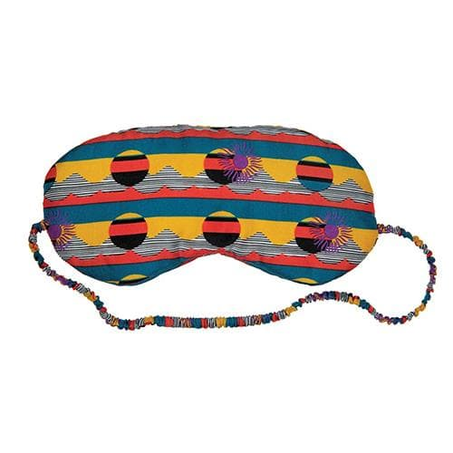 Eye Mask Seeam Orange 2