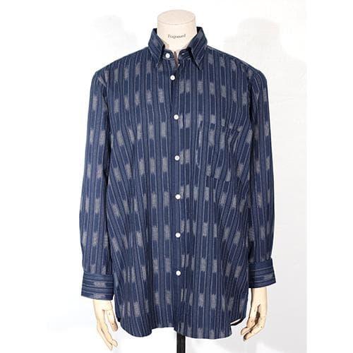 Hemden Antoine Ikat 4
