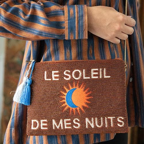 Bolsa De Hombro Le Soleil