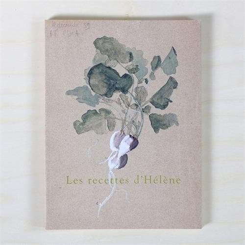 Les Recettes d'Hélène