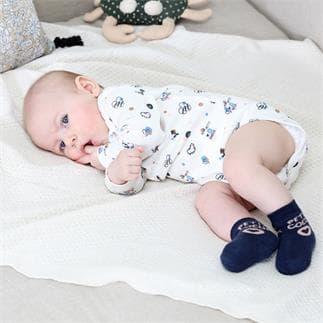 Bodi bébé Petit Coeur